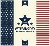 De dag van veteranen Stock Foto's