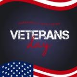 De dag van veteranen Erend iedereen wie dienden 11 november vakantie backg royalty-vrije stock foto's