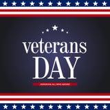 De dag van veteranen Erend iedereen wie dienden 11 november vakantie backg royalty-vrije stock fotografie
