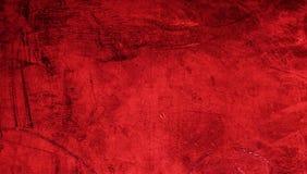 De dagachtergrond van de textuur donkerrode valentijnskaart ` s Stock Afbeelding