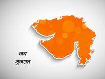 De Dagachtergrond van Gujarat Stock Afbeelding