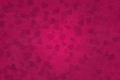 De Dagachtergrond van Valentine Stock Afbeelding
