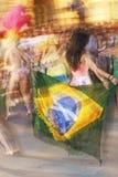 De dagen van Brazilië Stock Afbeeldingen