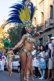 De dagen van Brazilië Stock Fotografie