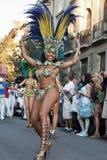 De dagen van Brazilië Royalty-vrije Stock Foto's