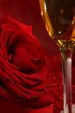 De dagkaart van de valentijnskaart. stock afbeeldingen