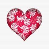 De dagkaart van Valentine ` s Royalty-vrije Stock Afbeelding