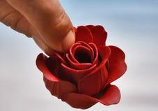 De dagliefde 12 van de valentijnskaart Stock Foto's