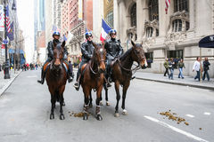 De Dagparade van heilige Patricks in New York Stock Foto