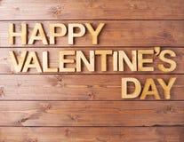 De Dagsamenstelling van gelukkig Valentine Royalty-vrije Stock Afbeeldingen