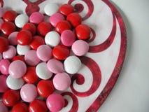 De Dagsuikergoed van Valentine ` s Royalty-vrije Stock Fotografie