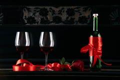 De Dagthema van Valentine ` s Royalty-vrije Stock Fotografie
