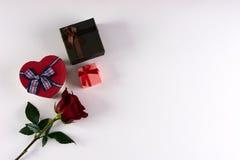 De Dagthema van Valentine ` s Stock Afbeeldingen