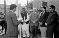 23 de dagviering van de republiek van Maart Pakistans in Denemarken Royalty-vrije Stock Foto's