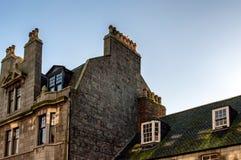 De Daken van Aberdeen stock foto
