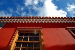 De daken van Tenerife Royalty-vrije Stock Fotografie