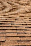 De dakspanen van het dak Stock Fotografie