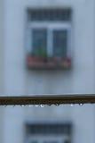 De daling van de regen Royalty-vrije Stock Fotografie