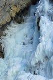 De Daling van het ijs van Canion Johnson Royalty-vrije Stock Afbeeldingen