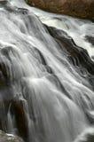 De Daling van het water stock foto