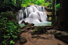 De daling van het water van Thailand Royalty-vrije Stock Afbeeldingen