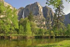 De Daling van Yosemite Stock Fotografie