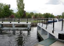 De Dalingen Mei 2008 van Smiths van het Rideaukanaal stock foto's