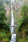 De dalingen Oregon van Multnomah stock foto's
