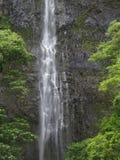 De Dalingen van Hanakapi'ai Royalty-vrije Stock Foto's