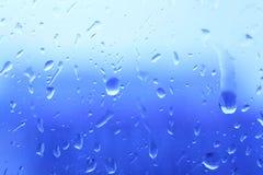 De dalingen van het water royalty-vrije stock afbeelding