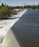 De Dalingen van Idaho Stock Foto