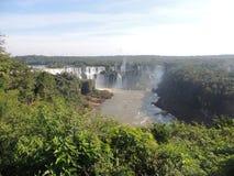 De Dalingen van Iguaçu Stock Afbeelding