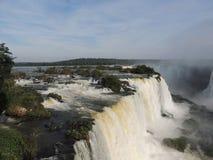 De Dalingen van Iguaçu Royalty-vrije Stock Foto's