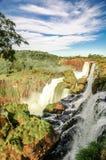 De Dalingen van Iguazu Royalty-vrije Stock Fotografie