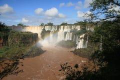De dalingen van Iguazu Royalty-vrije Stock Afbeeldingen