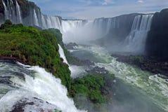 De Dalingen van Iguazu Royalty-vrije Stock Afbeelding