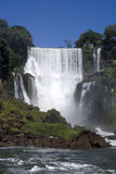 De Dalingen van Iguazu van Argentinië Stock Foto's
