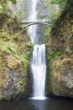 De Dalingen van Multnomah Stock Fotografie