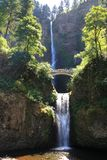 De Dalingen van Multnomah, Oregon Stock Foto's