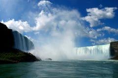 De dalingen van Niagara Stock Foto