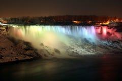 De dalingen van Niagara Stock Foto's