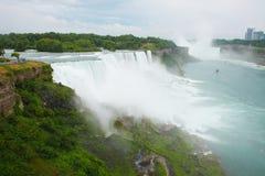 De Dalingen van Niagara Stock Fotografie