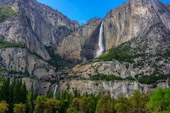 De Dalingen van Yosemite Royalty-vrije Stock Afbeelding