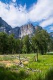 De Dalingen van Yosemite Royalty-vrije Stock Foto's