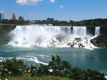 De dalingenmiddag van Niagara royalty-vrije stock fotografie
