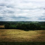 De Dallen van Derbyshire Royalty-vrije Stock Foto