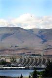 De Dalles-Dam royalty-vrije stock afbeeldingen