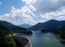 De dam Stock Afbeelding