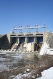 De dam van Belwood Royalty-vrije Stock Foto's