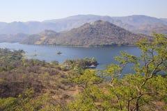 De Dam van Cahorabassa Royalty-vrije Stock Fotografie